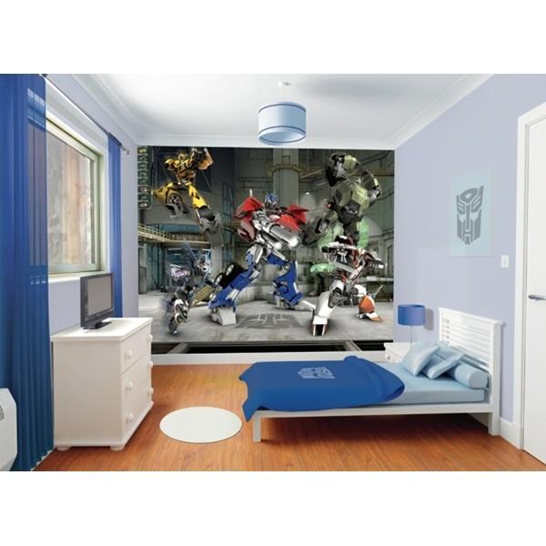 Novo Fotomural Transformers  Papel De Parede Online