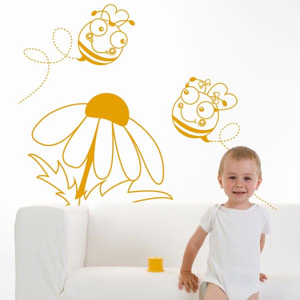 Vinil Decorativo Infantil IN085