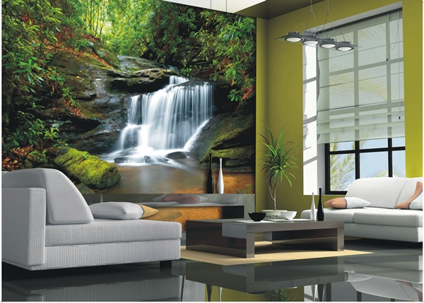 Fotomural WATERFALL FTS-0478