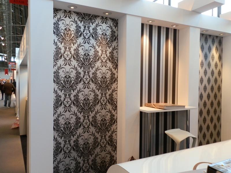 Papel de parede e decora o em heimtextil 2013 papel de - Fabricantes de papel pintado ...