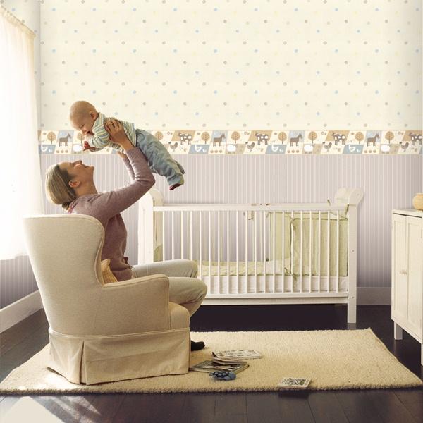 Decoração quarto bebé