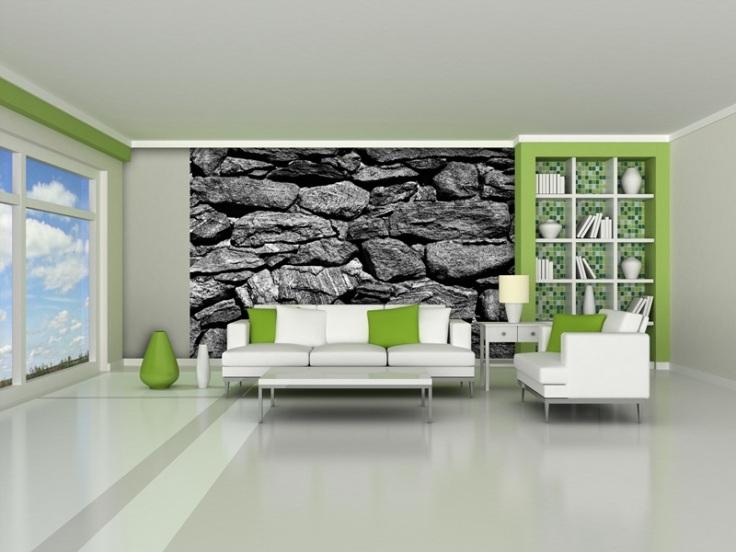 Fotomurais imitar pedra FTS-1302