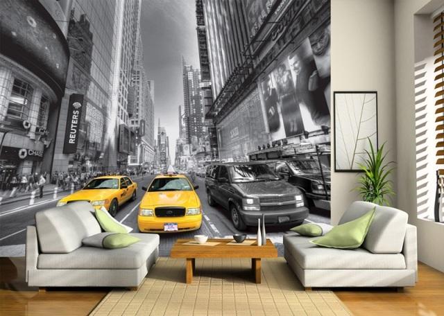 Murais Cidades Taxis FTS-1310