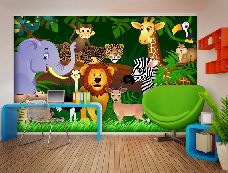 Painéis Decorativos Infantís FTS-1307