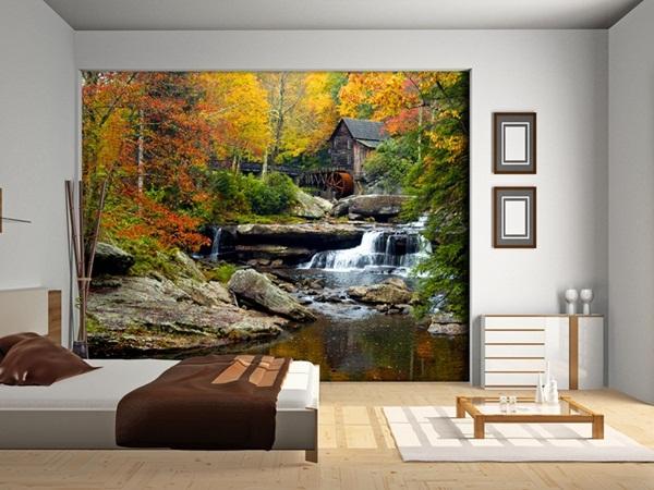 FT1411 Autumn Mill