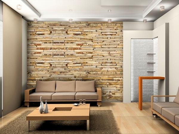 FT1434 Brown Bricks
