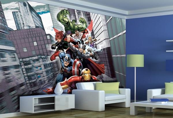 FTD-2214 Avengers Flying