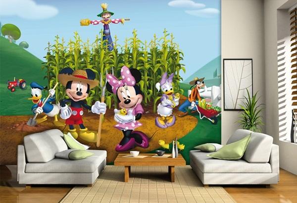 FTD-2217 Minnie & Mickey