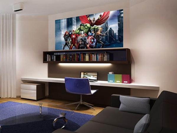 FTDH-0629 Avengers City