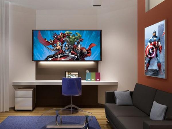 FTDH-0630  Avengers