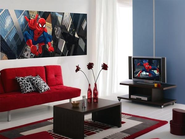 FTDH-0636 Spider Man Jumping