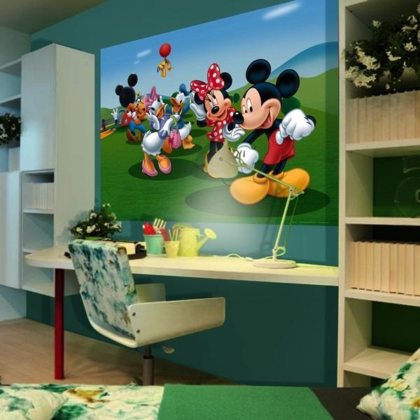 FTDM-0706 Minnie & Mickey