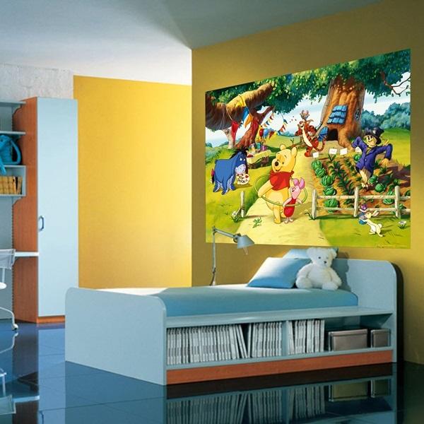 FTDM-0710 Pooh Birthday