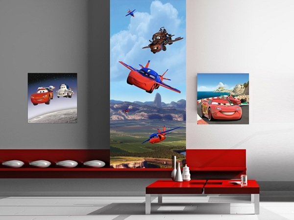 FTDV-1802 Cars Flying