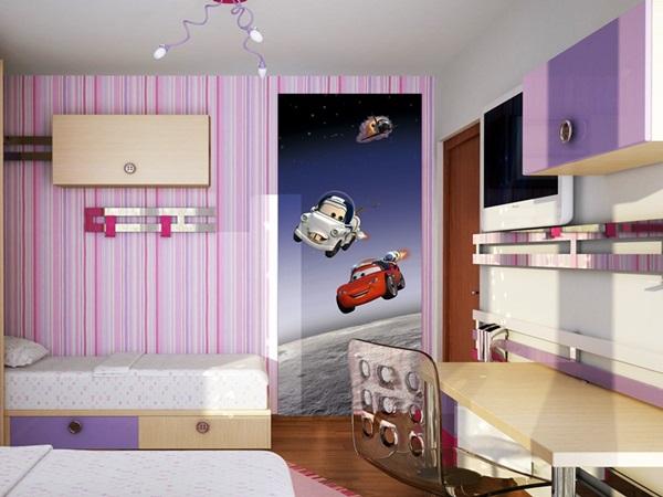 FTDV-1803 Cars in Space