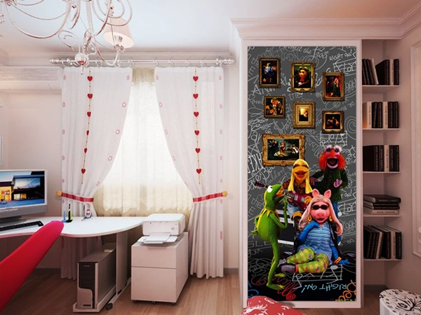 FTDV-1806 The Muppets