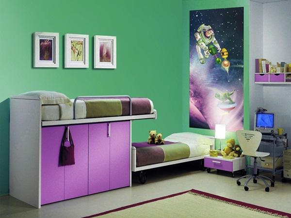 FTDV-1813 Toy Story Space
