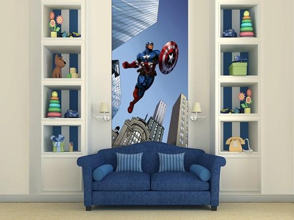 FTDV-1826 Captain America
