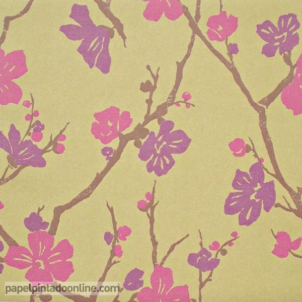 Papel de parede barato coordonn papel de parede online - Papel de empapelar barato ...