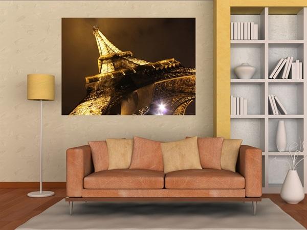 Mini Fotomural Paris FTM0818