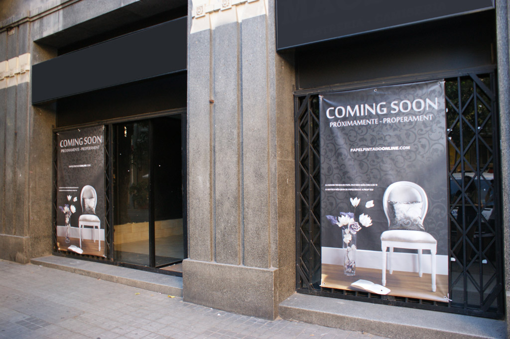 Próxima abertura em Barcelona papeldeparedeonline.com