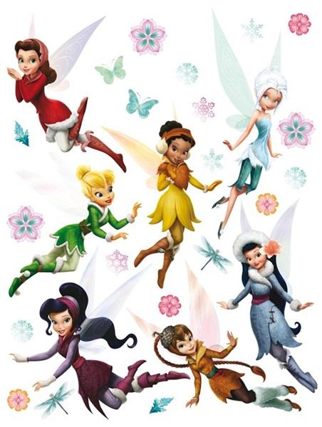 Sticker Disney Fairies DK_1707