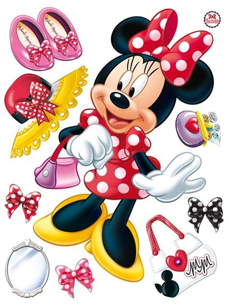Sticker Disney Minnie DK_1703