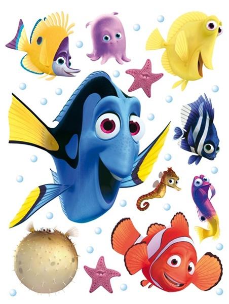 Sticker Disney Nemo DK_1705