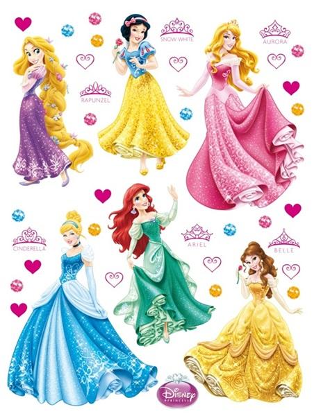 Sticker Disney Princess DK_1706