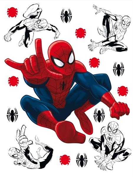 Sticker Marvel Spider DK_1714