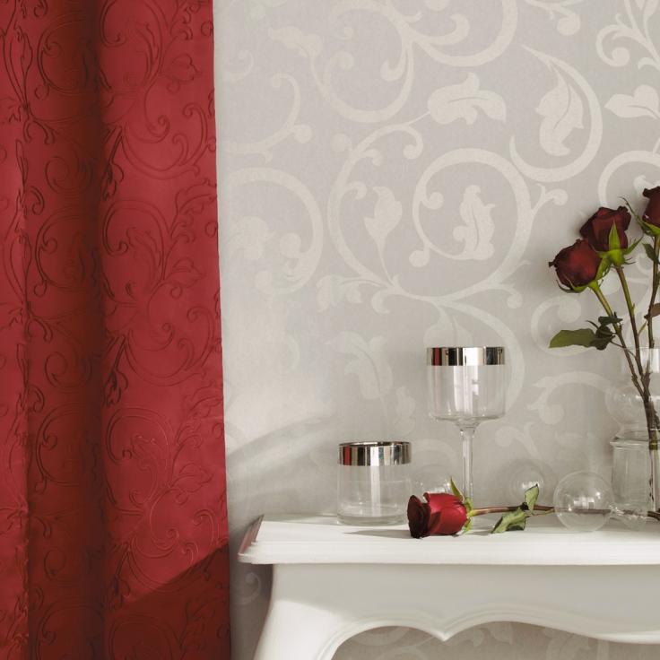 Papéis de parede floral bege VLY_2166_13_11