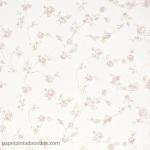 Papel flores pequenas Ref 5824-05