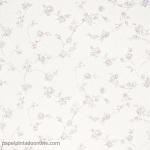 Papel flores pequenas Ref 5824-09