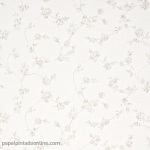 Papel flores pequenas Ref 5824-14