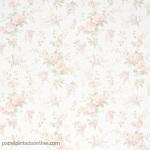 Papel flores pequenas Ref 5825-05