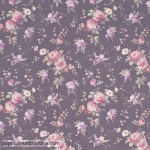 Papel flores pequenas Ref 5825-45