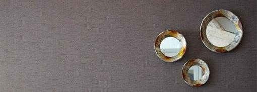 Papel de Parede Liso com Textura