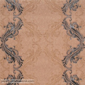 Papel de parede ornamental Ref 5799-11