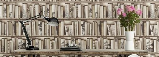 Papel de Parede Livros