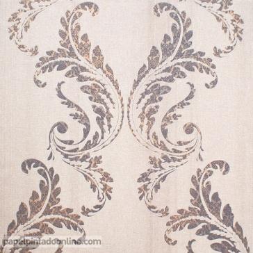 Papel de parede Ornamental Ref:5991-09