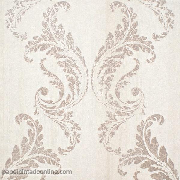 Papel de parede ornamental papel de parede online - Papel pared online ...