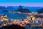 Mural Idealdecor Ref 00951 Rio de Janeiro