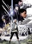 Mural Star Wars Ref - 4-496