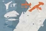 Mural Star Wars Ref - 8-4001