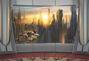 Mural Star Wars Ref - 8-483