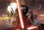 Mural Star Wars Ref - 8-492