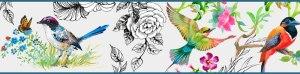 Faixas Florais Ref-CEF022-800