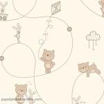 Papel Infantil Carousel Ref - DL21100