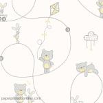 Papel Infantil Carousel Ref - DL21101