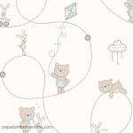 Papel Infantil Carousel Ref - DL21102